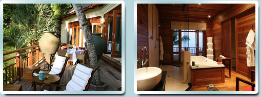 Villas at Le Northolme Seychelles
